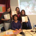 """Ana Alcolea: """"La lectura nos hace libres"""""""