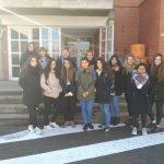 Visita en Psicología al centro Alborada