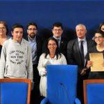 Ganador XXVII Olimpiada Matemática Aragonesa – Alex Cernatescu 2º ESO