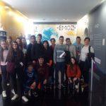 Visita al Museo de Origami con grupos de 4º bilingüe.