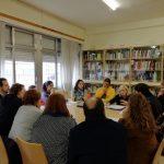 Reunión del Grupo de Igualdad